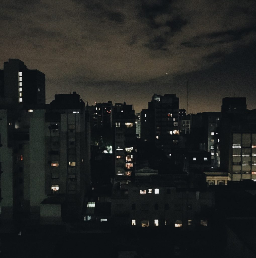 Buenos Aires Skyline at Night