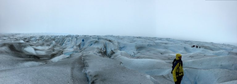 Glacier Panoramic