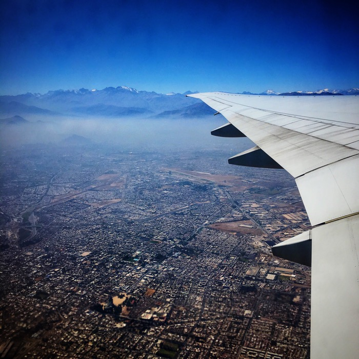 Santiago to Buenos Aires