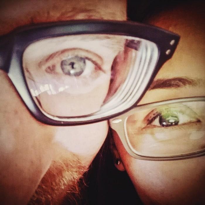 Ojos del amor