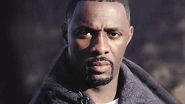 Idris Elba hero face