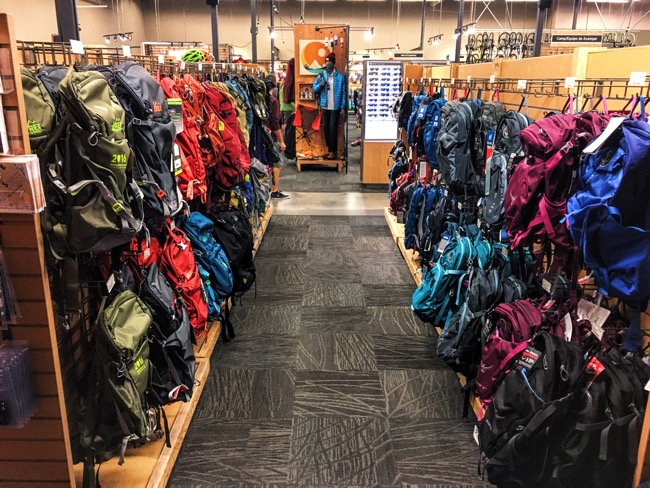 REI backpacks 2