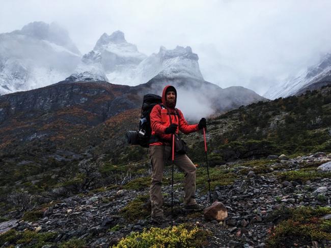 Me in Torres Del Paine