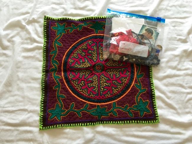 Sacred items