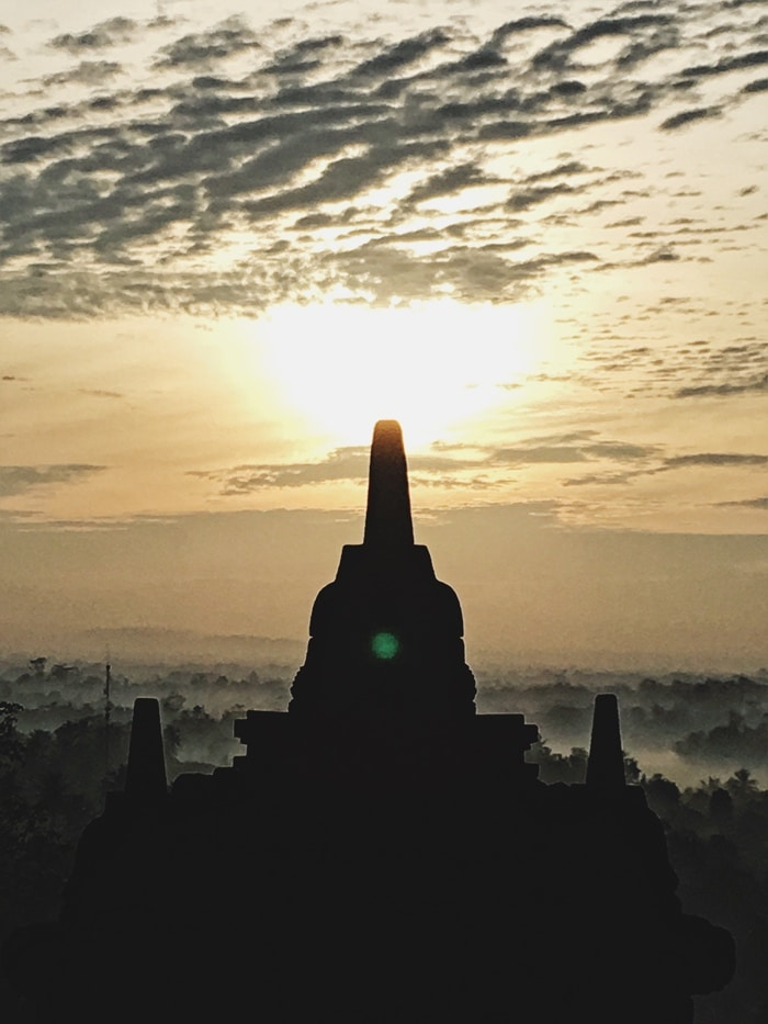 Sun pagoda