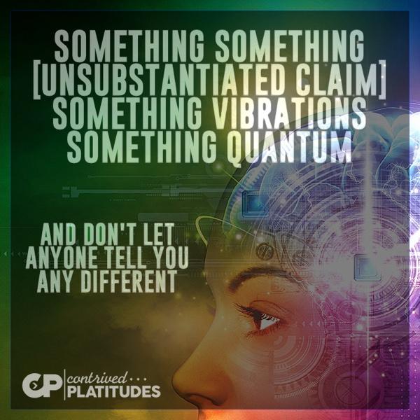 Something spiritual
