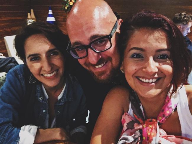 Me, Maria, Claudia