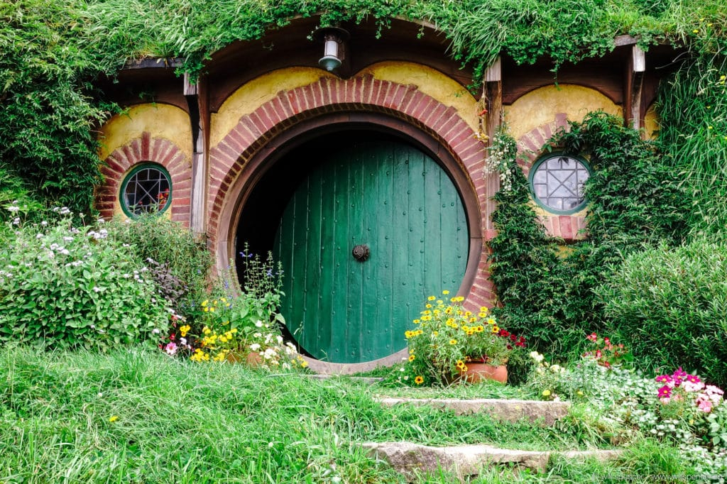 Bag End, Hobbiton.
