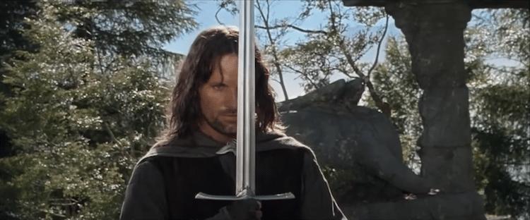 Aragorn blade