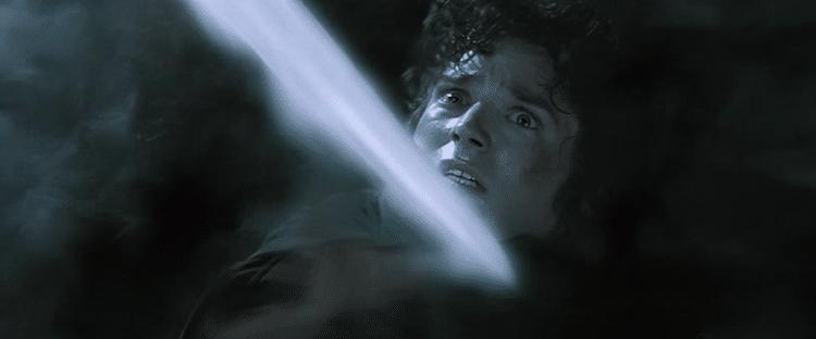 Frodo stabbed