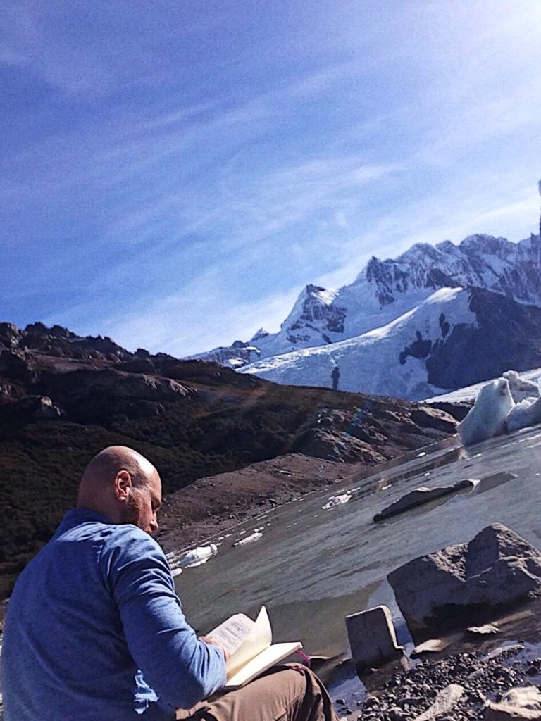 Journaling at Fitz Roy