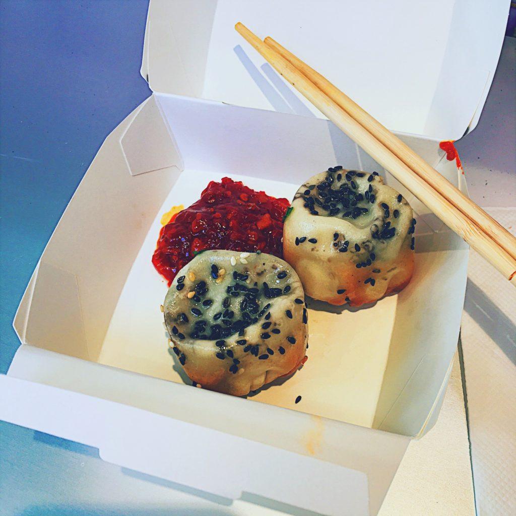 Shanghai Style Fried Buns