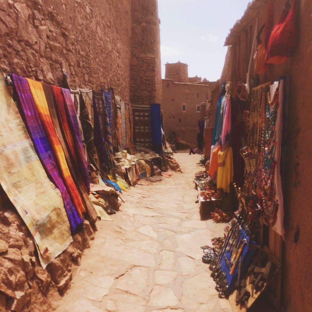 Morocco Passageway