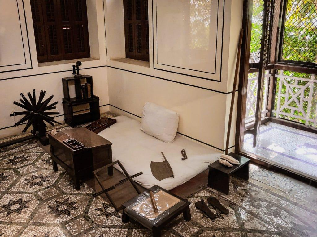 Gandhi bed