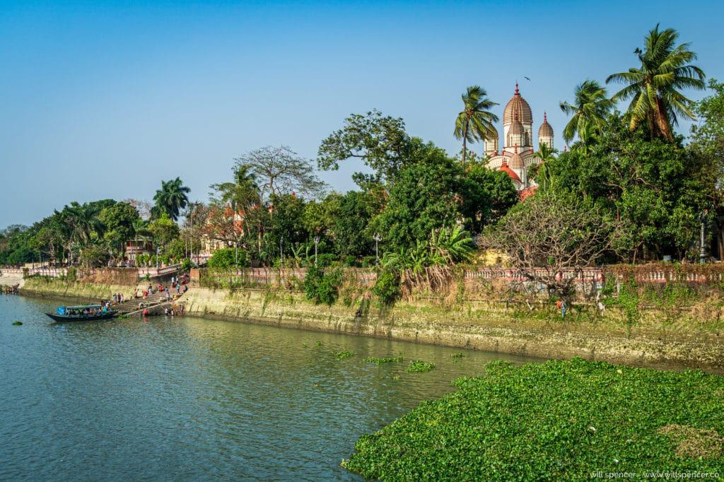 Calcutta view