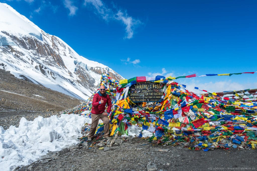 Thorong-La Summit