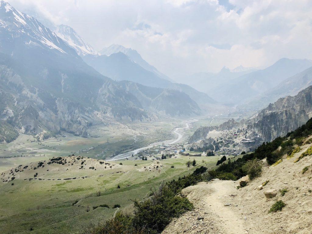 Yak valley