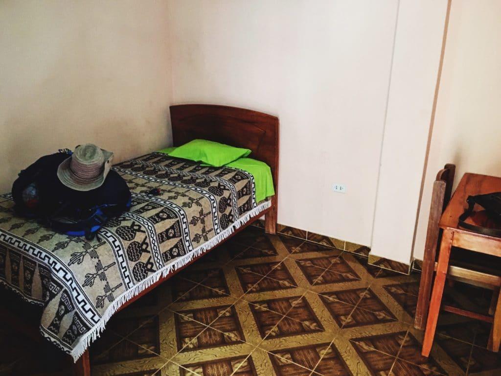 Pisac room
